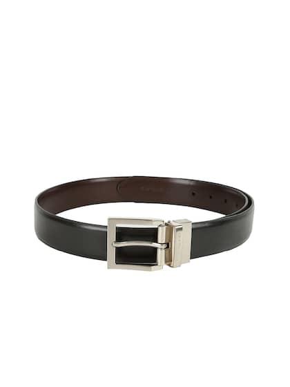 ce3b3afc088df9 Belt For Men - Buy Men Belts Online in India at Best price