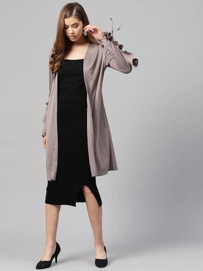 e4d15602b Shrugs - Buy Long Shrugs For Women Online - Myntra