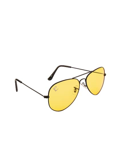 52183b2e73f22 Yellow Lens Sunglasses - Buy Yellow Lens Sunglasses online in India