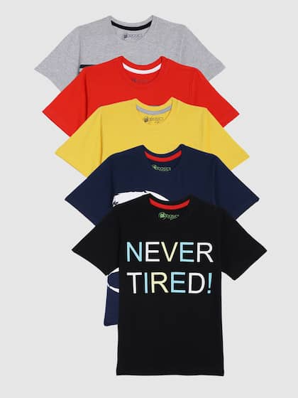 70eeffb02 Boys T shirts - Buy T shirts for Boys online in India