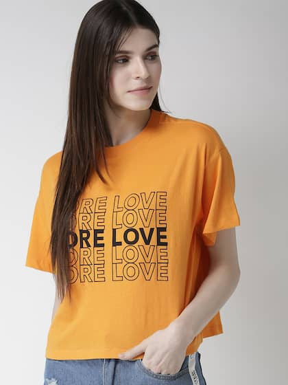 30c9719e353 Forever 21 Tshirts - Buy Forever 21 Tshirts online in India
