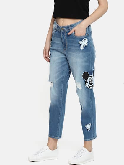f56424a73aa9c8 Jeans for Women - Buy Womens Jeans Online in India | Myntra