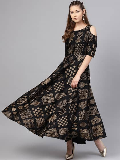 ef297b368c50 Black Dress - Buy Black Dresses For Women in India | Myntra