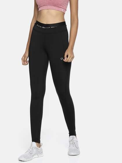 51e5d6598ec Calvin Klein Jeans. Active Icon Waistband Tights