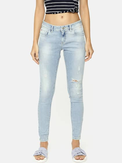 8cfdbc71 Ripped Jeans - Shop for Ripped Jeans Online in India | Myntra