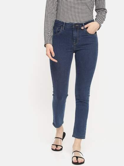 662ebf66b1 Jeans for Women - Buy Womens Jeans Online in India | Myntra