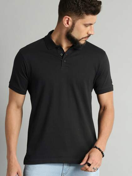 b8a9b5189 Men T-shirts - Buy T-shirt for Men Online in India | Myntra