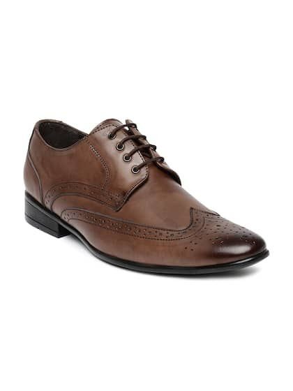 edc0be3a2f21 Formal Shoes For Men - Buy Men's Formal Shoes Online | Myntra