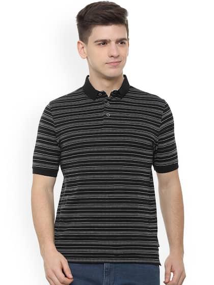 768cc6b2c7 Van Heusen Striped Tshirts - Buy Van Heusen Striped Tshirts online ...