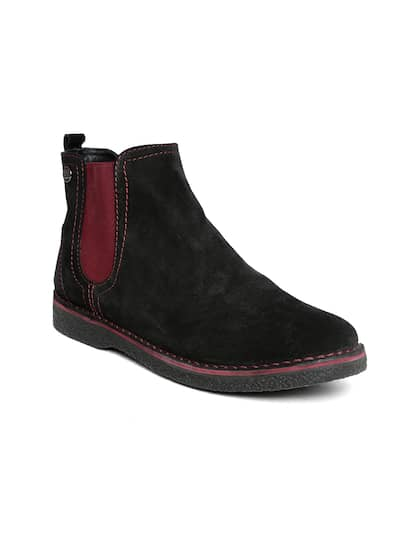 7f0560cb424c Womens Boots - Buy Boots for Women Online in India