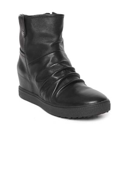 09dd6c9b50c Womens Boots - Buy Boots for Women Online in India | Myntra