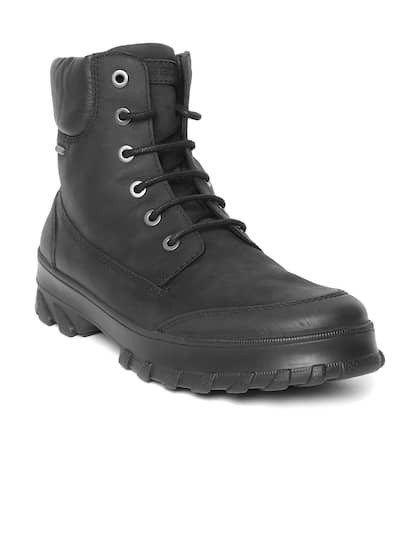 afbca83de82 Geox. Men Leather Flat Boots