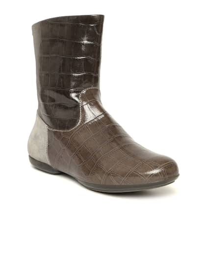 ef31ca71d8b58 Womens Boots - Buy Boots for Women Online in India | Myntra