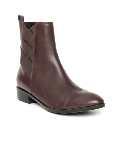 88ea71226777 Womens Boots - Buy Boots for Women Online in India