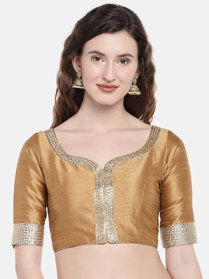 e2897e025cf68c Blouses - Shop for Designer Blouse Online in India | Myntra