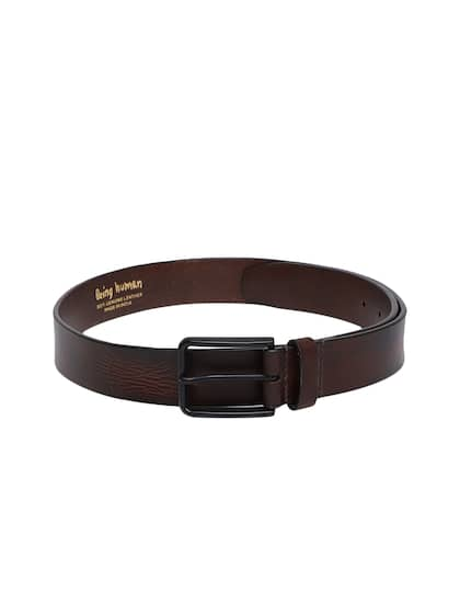 3a9262a0bb5 Belt For Men - Buy Men Belts Online in India at Best price