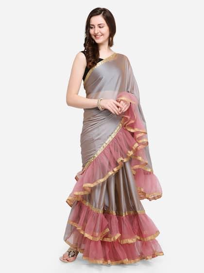 1cb2dd3495f Designer Sarees - Buy Latest Designer Saree Online