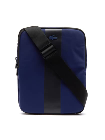 29978756826 Lacoste. Solid Messenger Bag