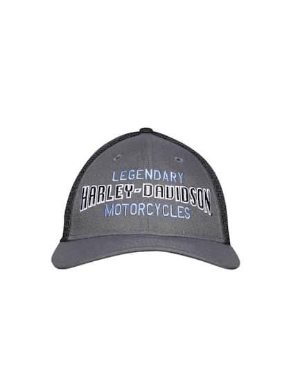 1e072c2b69d Harley-Davidson. Men Colourblocked Baseball Cap