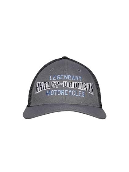 2e029e951dc Harley-Davidson. Men Colourblocked Baseball Cap