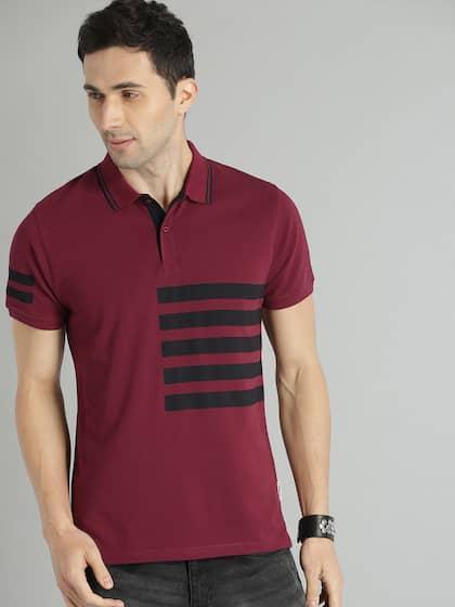 1f3dcd5671 Maroon Tshirts - Buy Maroon Tshirts Online in India