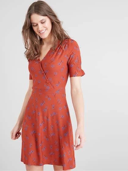 ff6b50a551c4 Dresses - Buy Western Dresses for Women & Girls | Myntra