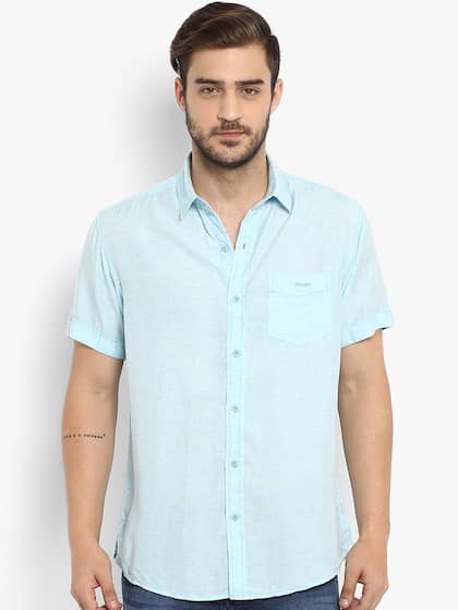 5d020452b5 Mufti Casual Shirts - Buy Mufti Casual Shirts online in India