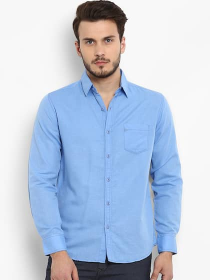 7b82fbd782 Mufti Shirts - Buy Mufti Shirt For Men Online in India | Myntra
