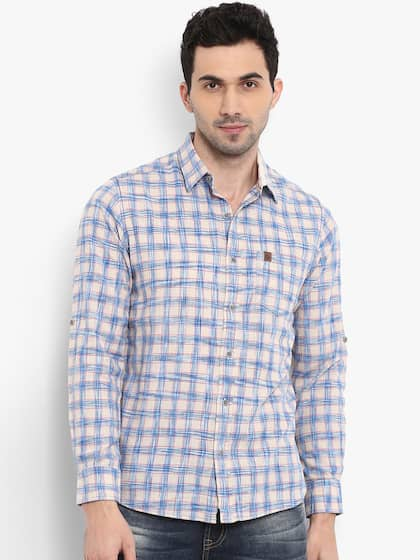 d83b773a Mufti Shirts - Buy Mufti Shirt For Men Online in India | Myntra