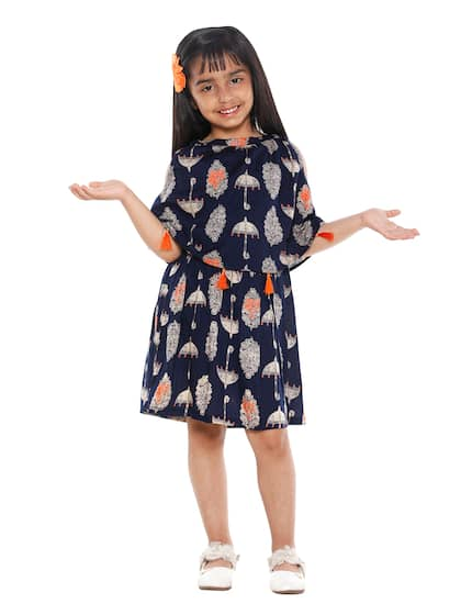 2d8b6ad76 Girls Dresses - Buy Frocks   Gowns for Girls Online