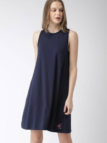97a3a969 Tommy Hilfiger Dresses - Tommy Hilfiger Dress Online | Myntra