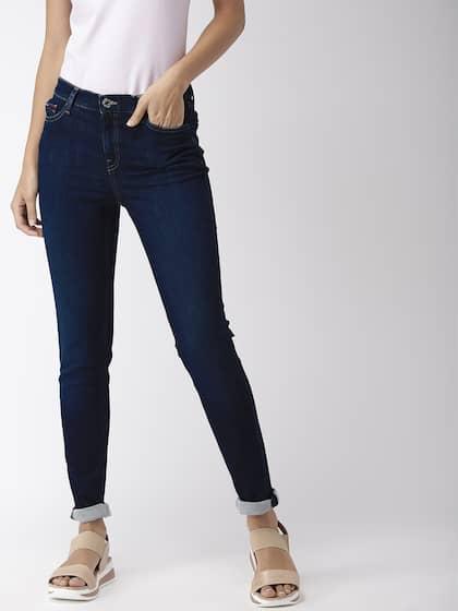 c208a625 Women Tommy Hilfiger Jeans - Buy Women Tommy Hilfiger Jeans online ...