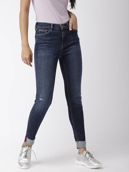 17cd0250 Women Tommy Hilfiger Jeans - Buy Women Tommy Hilfiger Jeans online ...