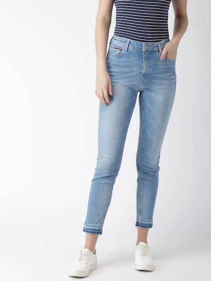 e5b3be07 Tommy Hilfiger Jeans - Buy Jeans from Tommy Hilfiger Online | Myntra