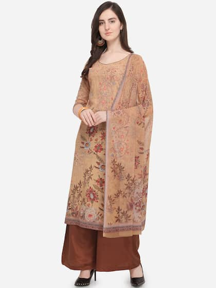 a8a21c5d9b Georgette Dress Material - Buy Georgette Dress Material online in India