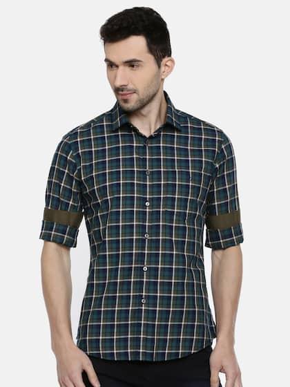 26a7836d Van Heusen Shirts - Buy Van Heusen Shirt For Men Online | Myntra