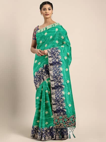 3645b11d99 Stitched Saree - Buy Pre-Stitched Sarees Online in India | Myntra
