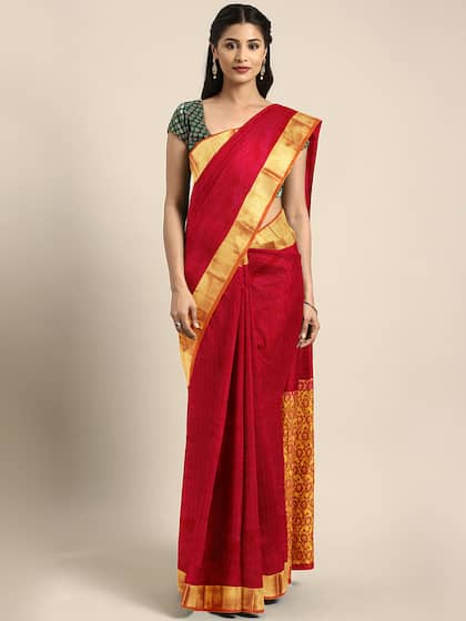 be53ccba1d6 Red Saree - Buy Red Color Fashion Sarees Online