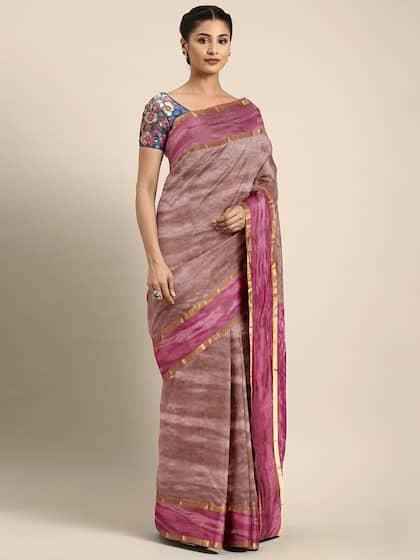 18948203465b59 Floral Sarees - Buy Floral Print Saree Online at Best Price