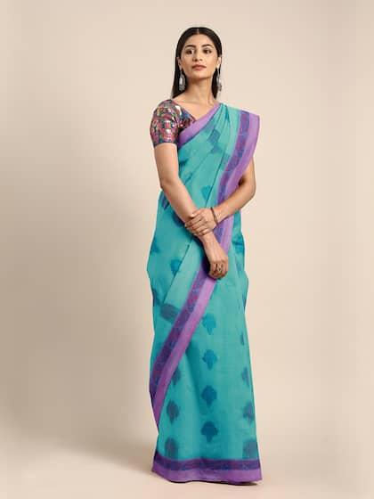 3d48238469e Cotton Sarees - Buy Cotton Sarees Online in India