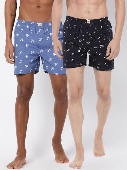 Everlast Men/'s Pack of 6 Boxershorts Underwear Underwear Boxer Shorts S M L XL