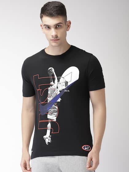 6350debbb048 Nike TShirts - Buy Nike T-shirts Online in India