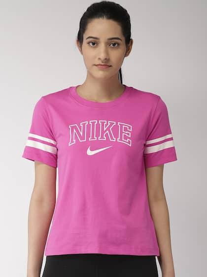 30606cd5c1 Nike Tops - Buy Nike Tops Online in India