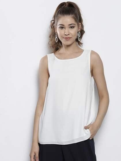183f2504f5d6e Tops - Buy Designer Tops for Girls & Women Online | Myntra