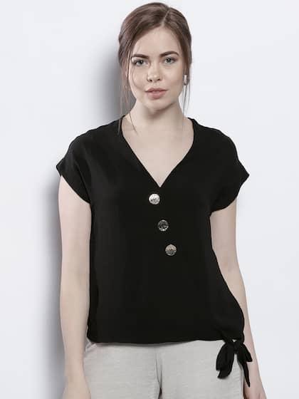 b06b3b311 Tops - Buy Designer Tops for Girls & Women Online | Myntra