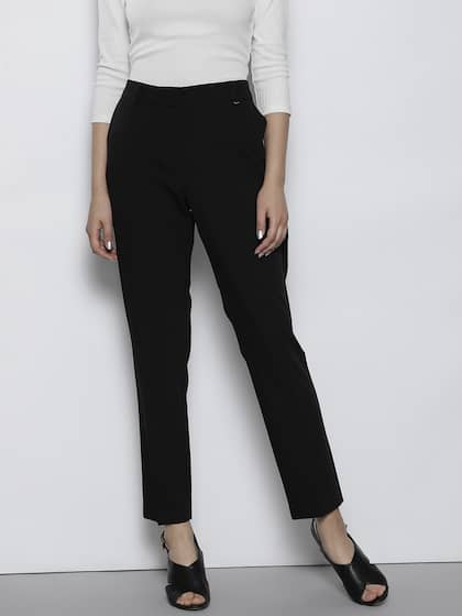 1eb344cdc58 Women Formal Trousers - Buy Women Formal Trousers online in India