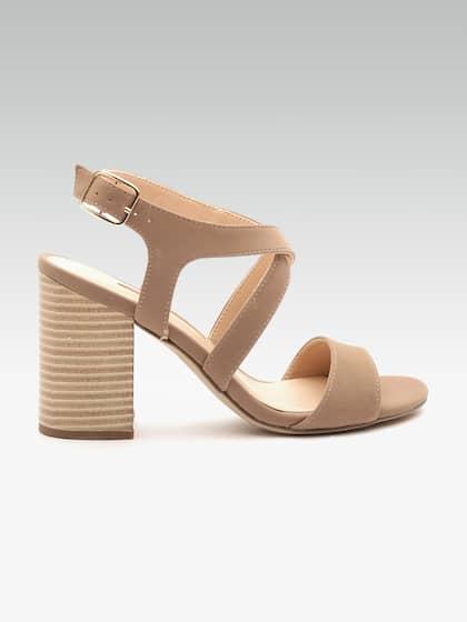 9a5c8f2e0 Heels Online - Buy High Heels, Pencil Heels Sandals Online   Myntra