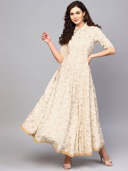 9ef81fc4c Designer Dresses - Shop for Designer Dress Online in India | Myntra