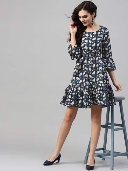 069d3746bee Blue Dress - Buy Blue Dresses For Women   Girls Online