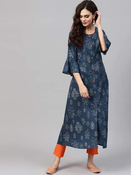 69885cf27eb2 Fusion Wear - Online Shopping of Indian Fusion Wear | Myntra